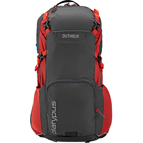 Platypus Duthie 10 Sac, red alloy